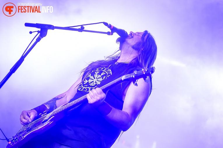 Foto Enslaved op Alcatraz Hard Rock & Metal Festival 2017 - Zondag