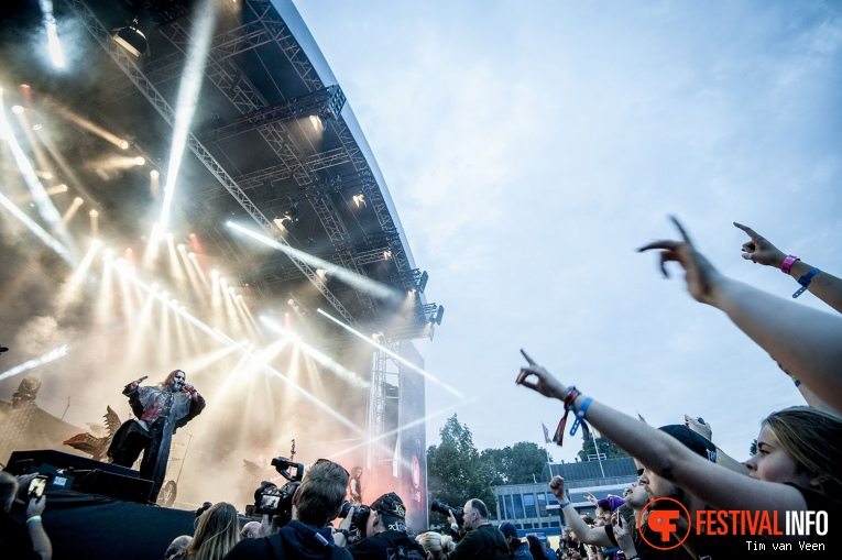 Foto Powerwolf op Into The Grave 2017 - Vrijdag