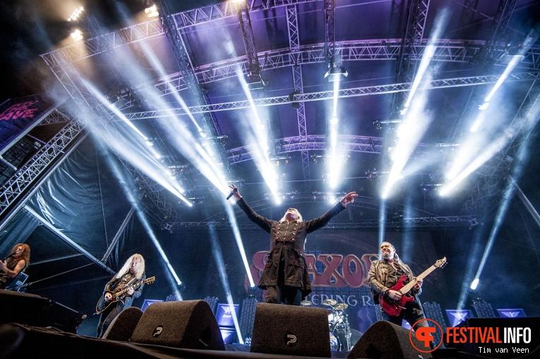 Foto Saxon op Into The Grave 2017 - Vrijdag
