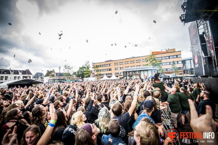 Into The Grave 2017 - Zaterdag foto
