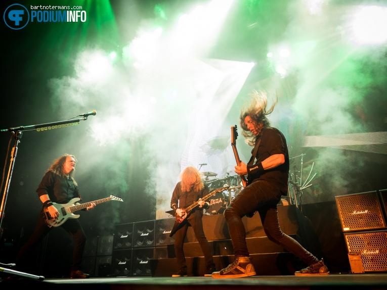 Foto Megadeth op Megadeth - 15/8 - 013