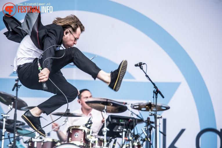 Enter Shikari op Pukkelpop 2017 - Donderdag foto