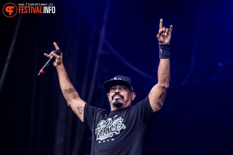 Cypress Hill op Pukkelpop 2017 - Donderdag foto