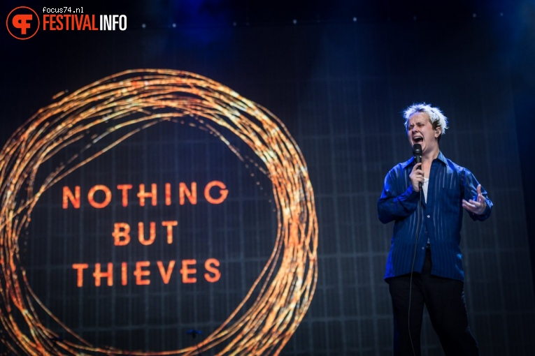 Foto Nothing But Thieves op Lowlands 2017 - Vrijdag
