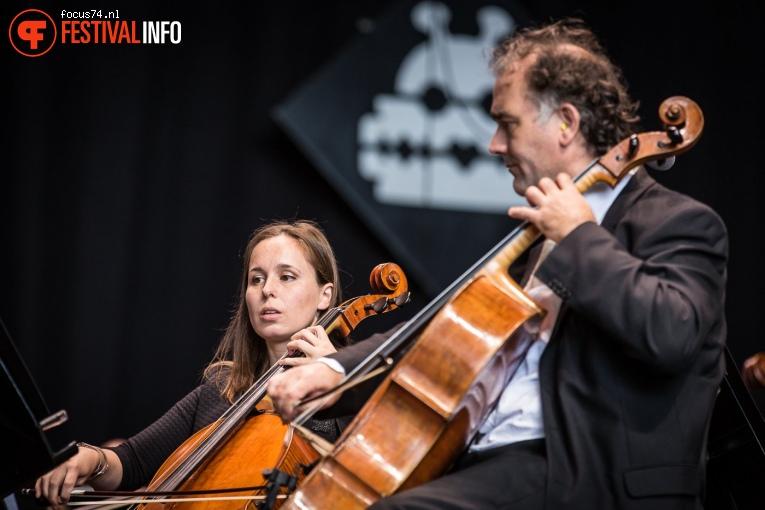 Foto Noord Nederlands Orkest op Lowlands 2017 - Zondag
