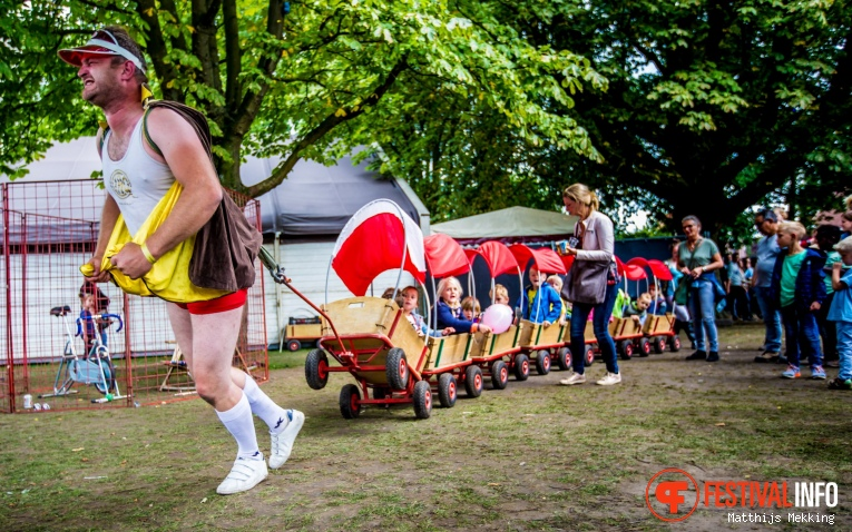 Zomerparkfeest 2017 - Zondag foto