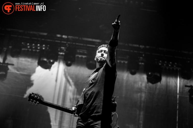 Foto Rise Against op Pukkelpop 2017 - Zaterdag