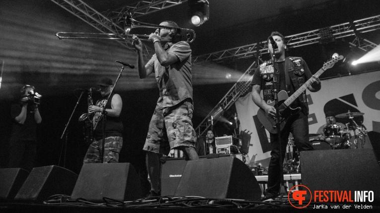 Less Than Jake op Nirwana Tuinfeest 2017 - Zaterdag foto