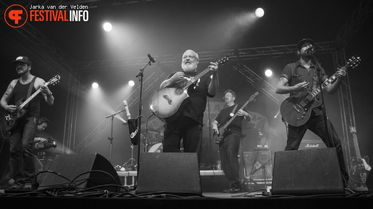 Foto The Kyle Gass Band op Nirwana Tuinfeest 2017 - Zaterdag