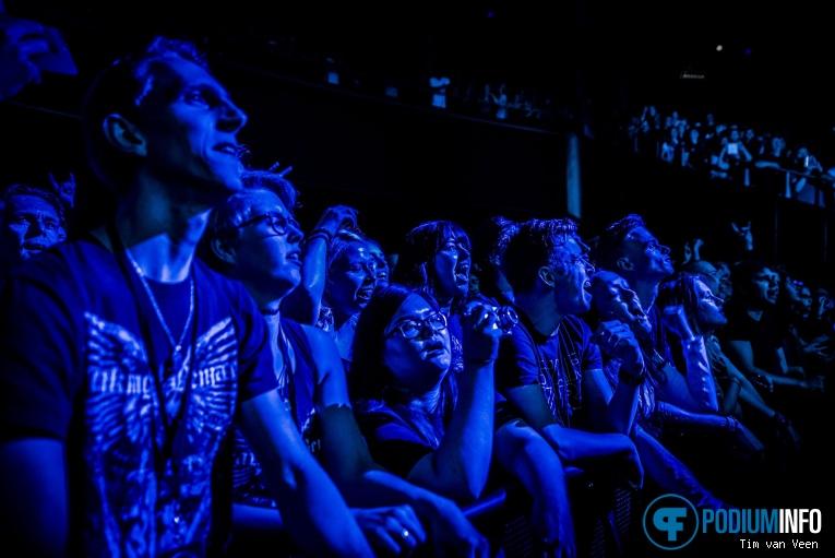 Breaking Benjamin - 22/8 - TivoliVredenburg foto