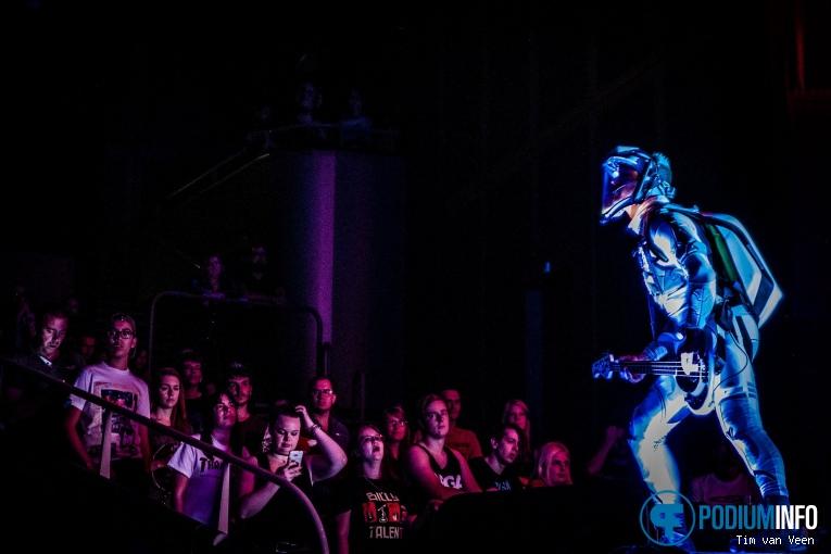 Starset op Breaking Benjamin - 22/8 - TivoliVredenburg foto