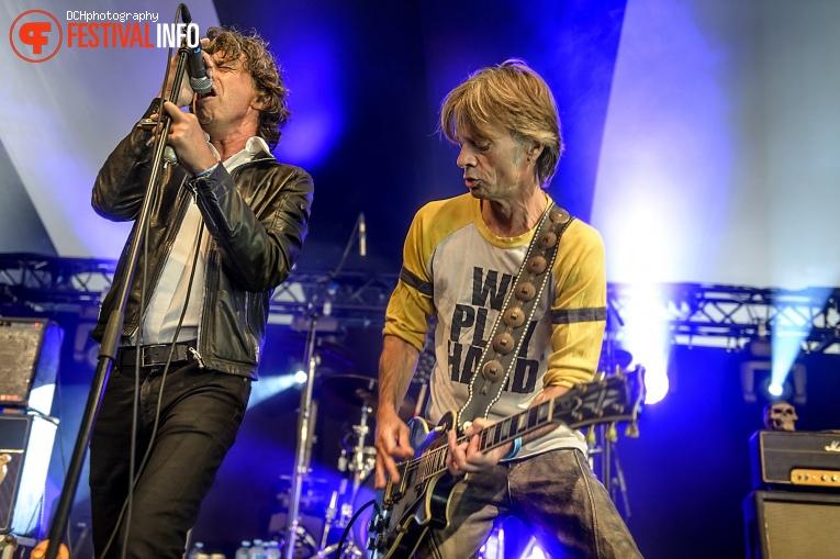 Foto Bad to the Bone op Festival 't Zeeltje 2017