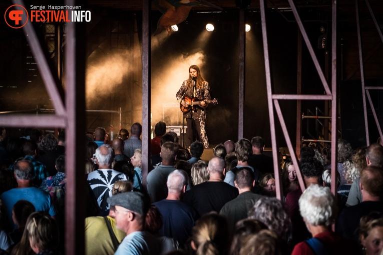 Karl Blau op Tuckerville 2017 foto
