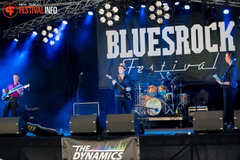 Foto The Dynamics op Bluesrock Tegelen 2017