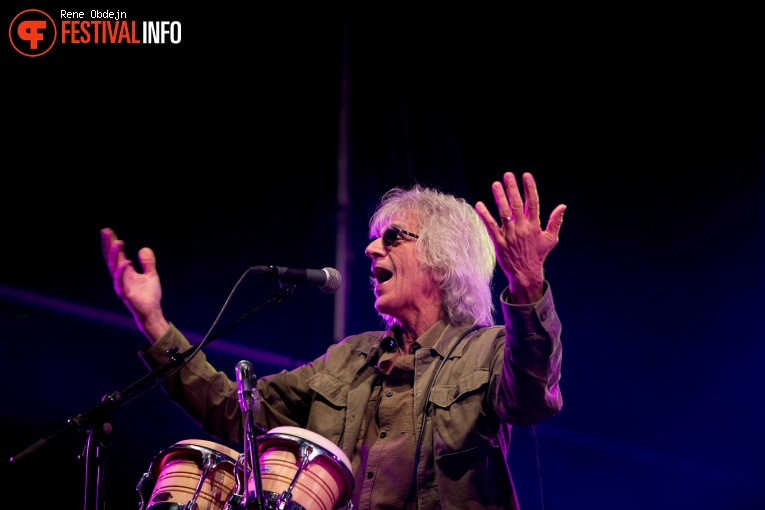 Foto The Yardbirds op Bluesrock Tegelen 2017