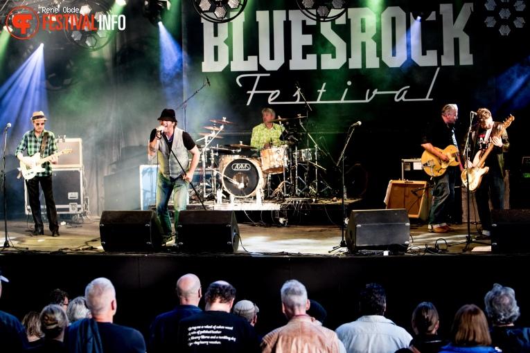 The Liberators op Bluesrock Tegelen 2017 foto
