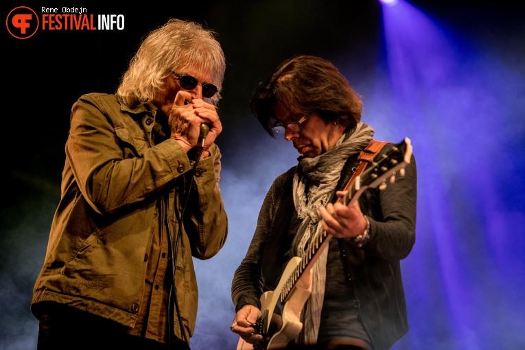 Foto The Yardbirds op Bluesrock Tegelen 2017