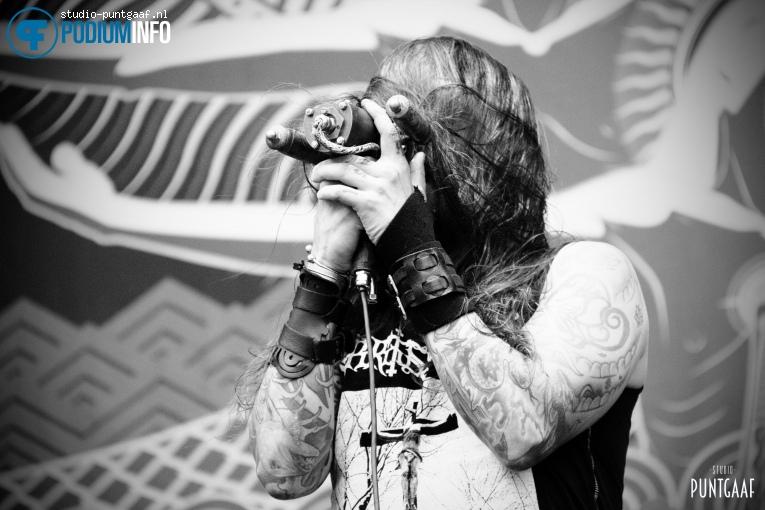 Amorphis op Volbeat - 05/09 - Strijp-S foto