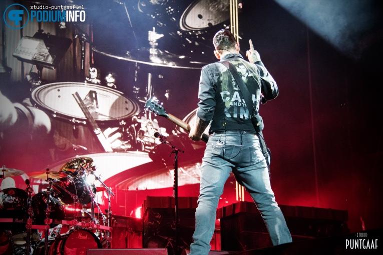 Foto Volbeat op Volbeat - 05/09 - Strijp-S