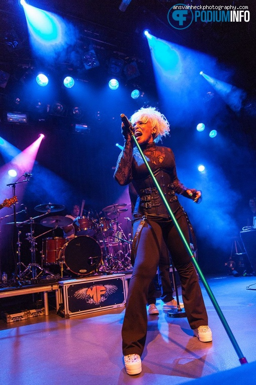 Foto Mother's Finest op Mother's Finest - 05/09 - Mezz
