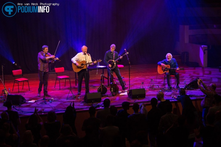 The Dublin Legends op The Dublin Legends - 27/09 - TivoliVredenburg foto