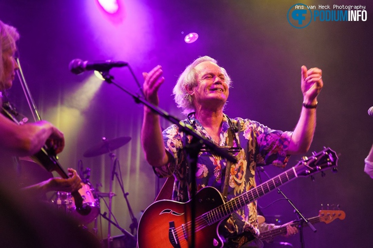 Chris Jagger Band op Chris Jagger Band - 28/09 - Q-Factory foto
