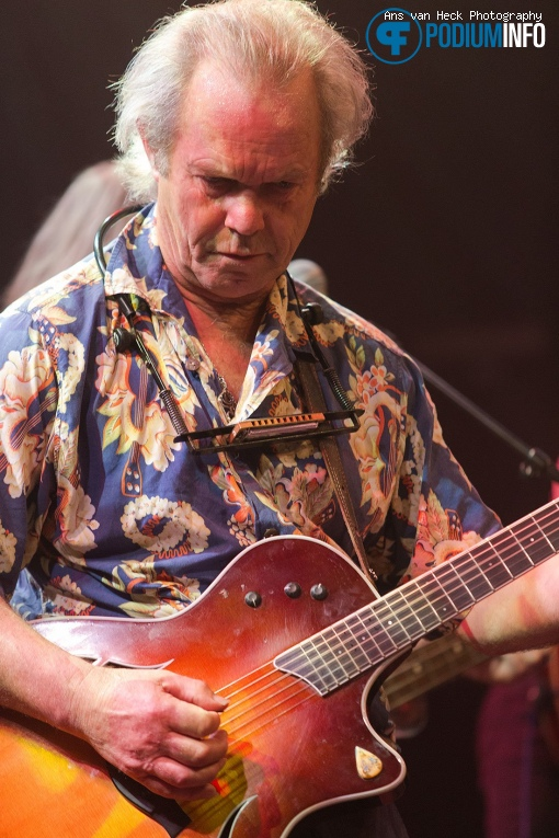Foto Chris Jagger Band op Chris Jagger Band - 28/09 - Q-Factory