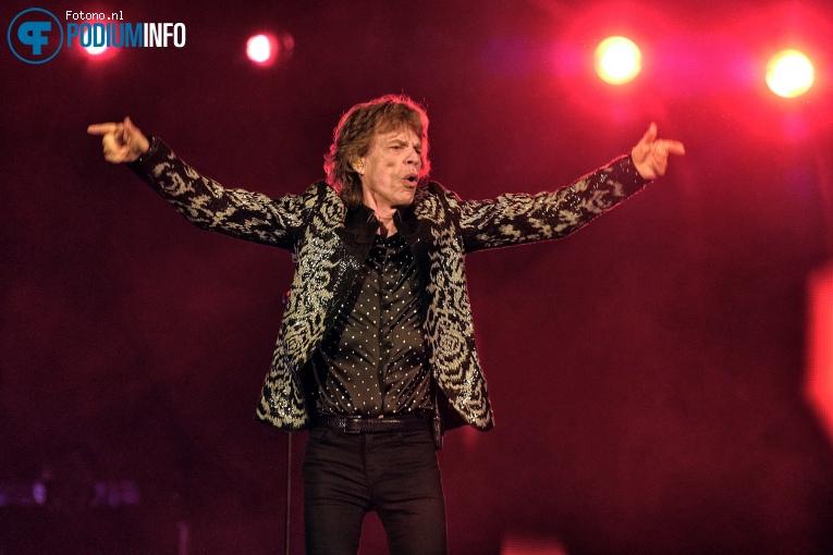 Foto Rolling Stones op Rolling Stones - 30/09 - Amsterdam ArenA