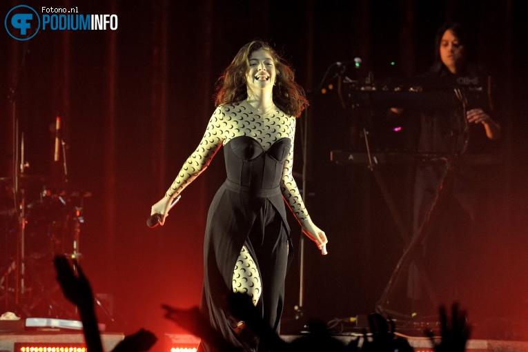 Foto Lorde op Lorde - 04/10 - 013