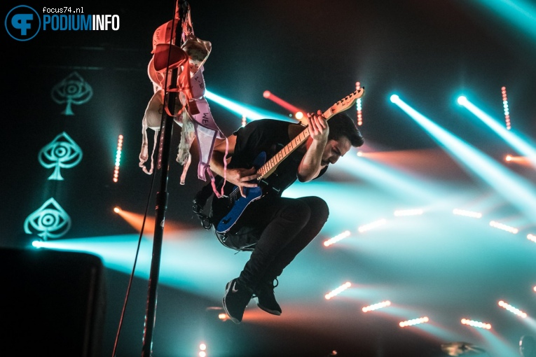 Foto All Time Low op All Time Low - 13/10 - AFAS Live