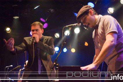 Foto The Slackers op The Slackers - 02/12 - Melkweg