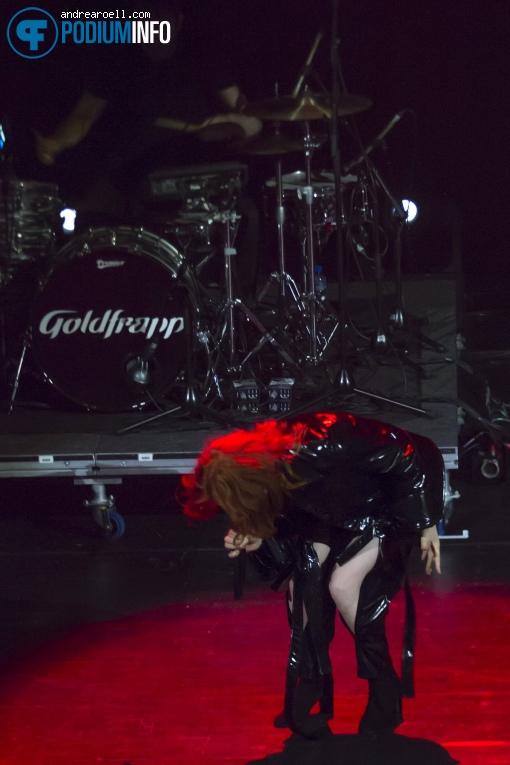 Foto Goldfrapp op Goldfrapp - 20/10 - TivoliVredenburg