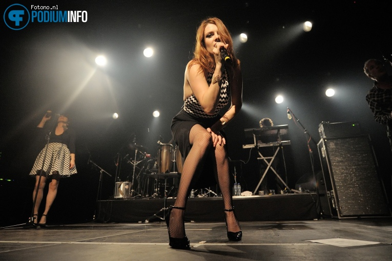 Foto Nouvelle Vague op Nouvelle Vague - 15/10 - Melkweg