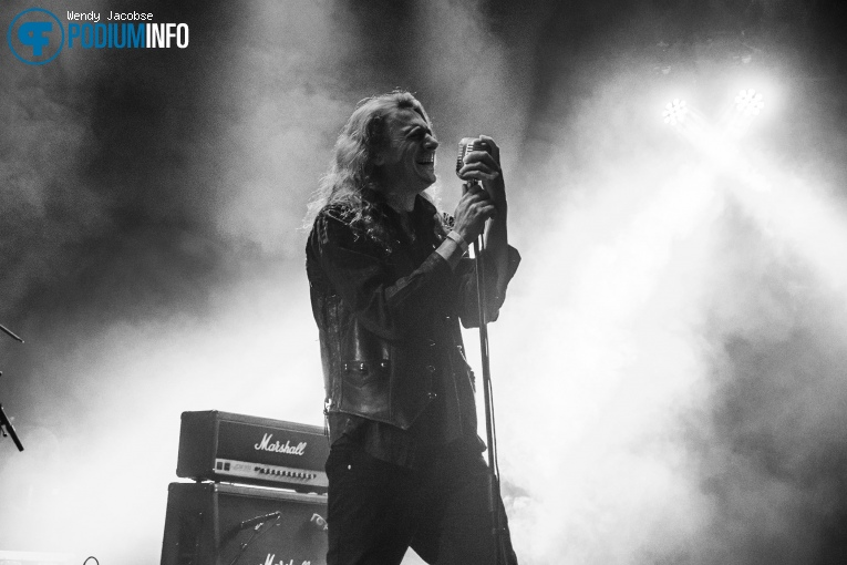 The Spirit Cabinet op King Dude / The Ruins of Beverast - 21/10 - Gebr. de Nobel foto