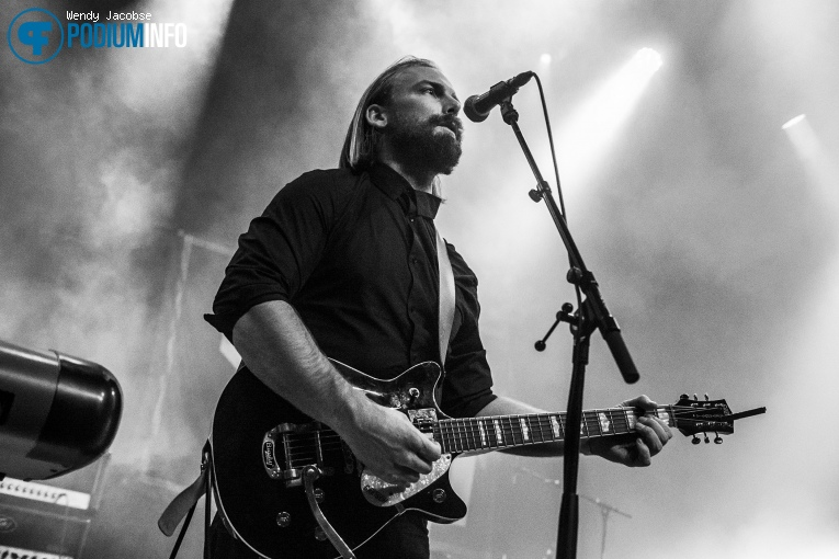 Foto King Dude op King Dude / The Ruins of Beverast - 21/10 - Gebr. de Nobel
