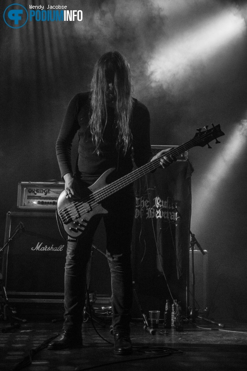 The Ruins of Beverast op King Dude / The Ruins of Beverast - 21/10 - Gebr. de Nobel foto