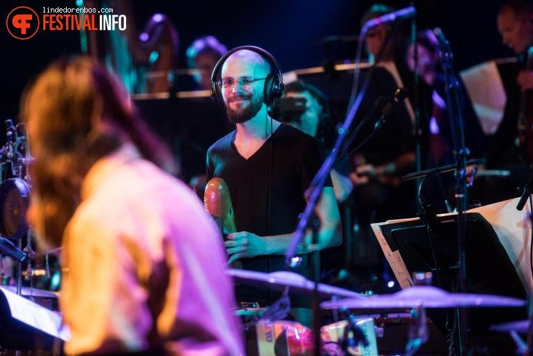 Metropole Orkest op Amsterdam Dance Event 2017 - Woensdag foto