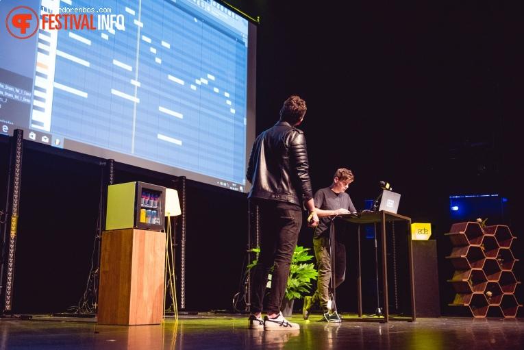 Martin Garrix op Amsterdam Dance Event 2017 - Woensdag foto