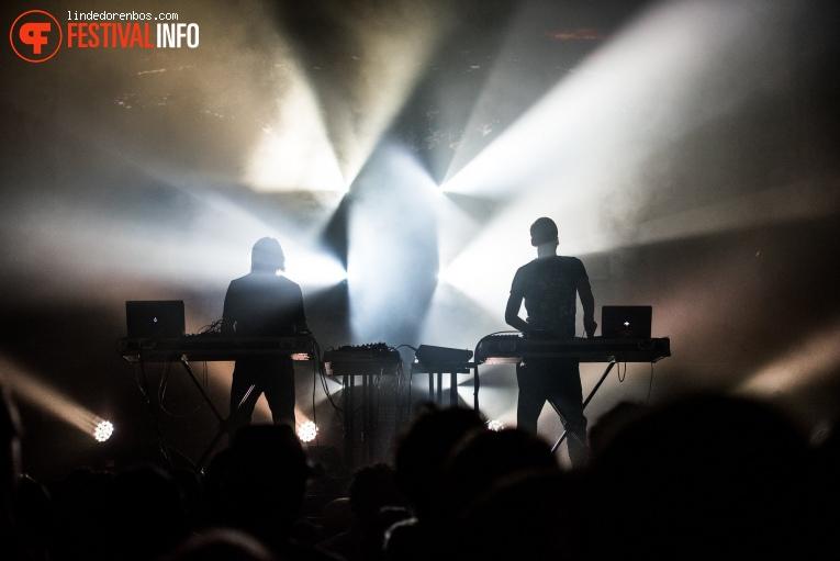 Foto Kiasmos op Amsterdam Dance Event 2017 - Zaterdag