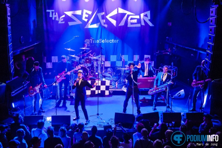 Foto The Selecter op The Beat / The Selecter - 29/10 - 013