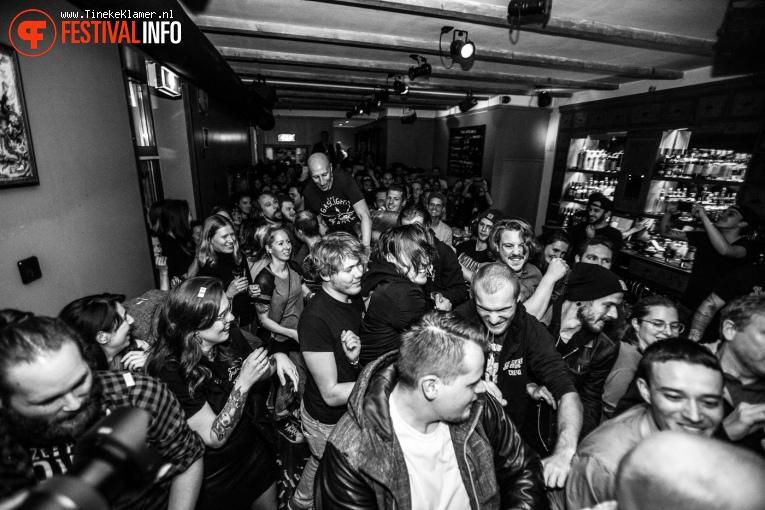 Foto Tusky op Popronde Rotterdam 2017