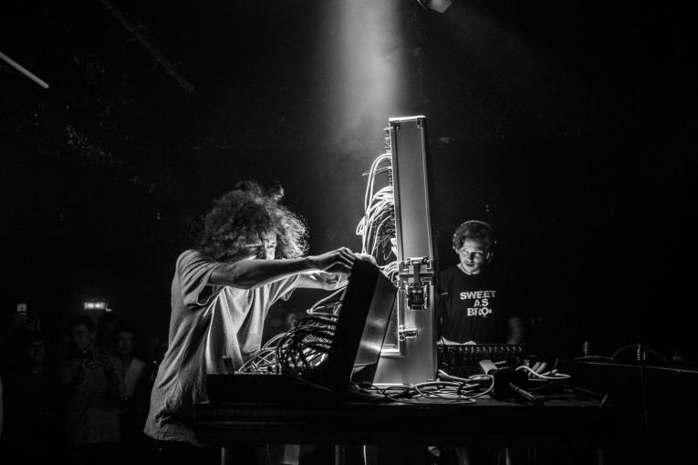 Foto Colin Benders op REC. Festival 2017