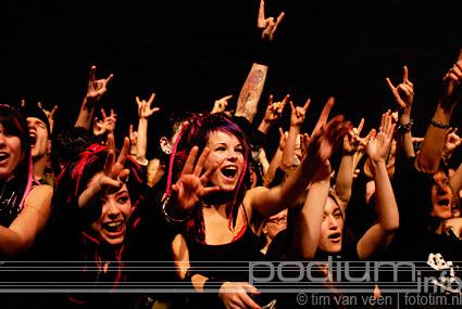 Marilyn Manson - 12/12 - Brabanthallen foto