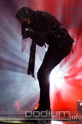 Marilyn Manson op Marilyn Manson - 12/12 - Brabanthallen foto