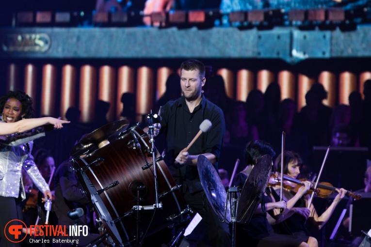Il Novecento op Night of The Proms Rotterdam foto