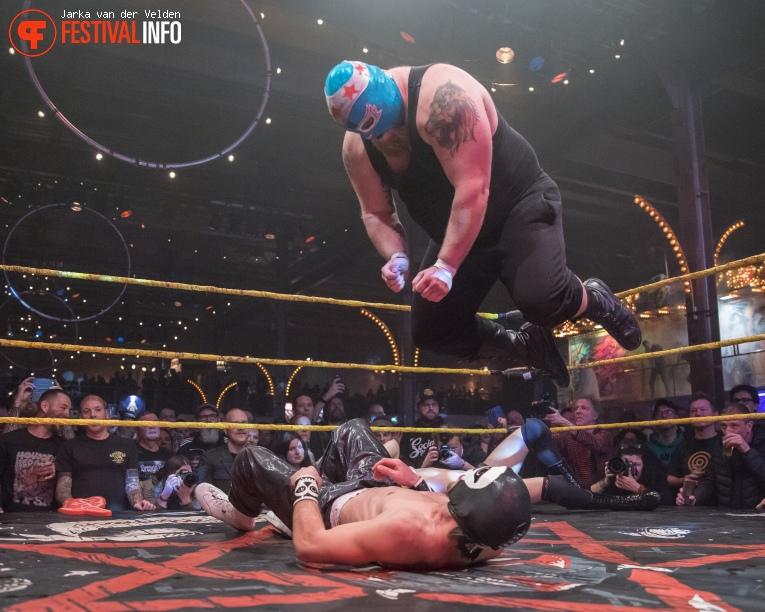 The Rock 'n Roll Wrestling Bash op Helldorado 2017 foto