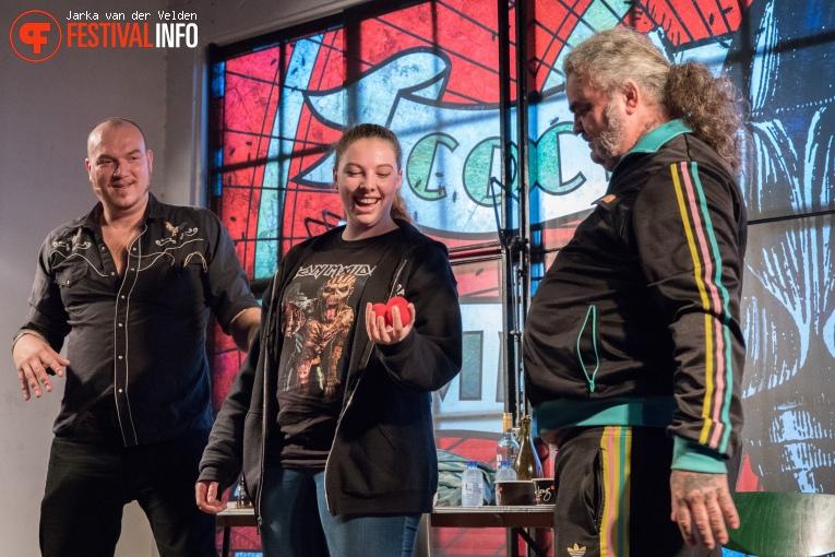 Dennis & Denvis op Helldorado 2017 foto