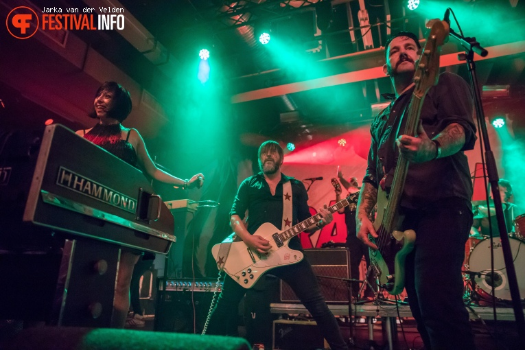 Fifty Foot Combo op Helldorado 2017 foto