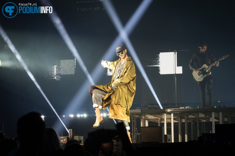 Foto Oscar And The Wolf op Oscar & the Wolf - 17/11 - Afas Live