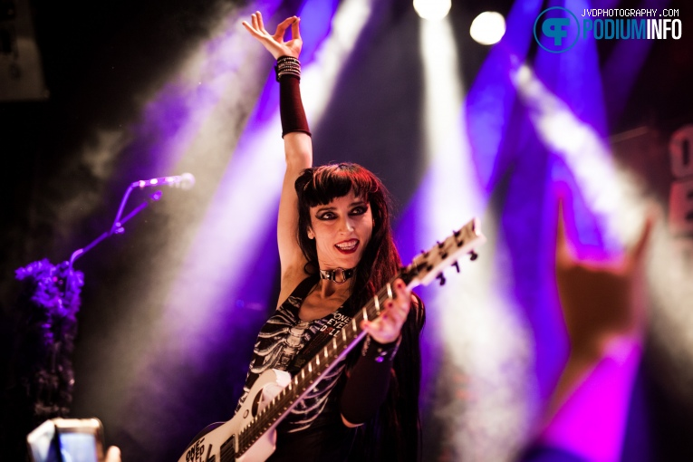 Foto One-Eyed Doll op Social Repose - 11/11 - Patronaat